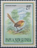 Papua New Guinea 1993 Small birds a