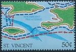 St Vincent 1989 500th Anniversary of Discovery of America 1992 j