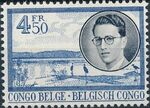 Belgian Congo 1955 King Baudouin First Trip to Congo c
