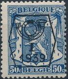Belgium 1939 Coat of Arms - Precancel (1st Group) f
