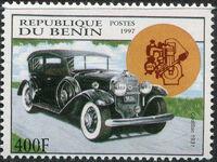 Benin 1997 Antique Automobiles f