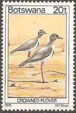 Botswana 1978 Birds of Botswana i