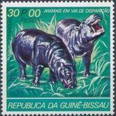 Guinea-Bissau 1978 Endangered Species d