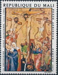 Mali 1974 Easter a