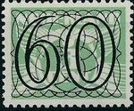 Netherlands 1940 Numerals - Stamps of 1926-1927 Surcharged m