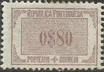 Portugal 1932 Postage Due Stamps h
