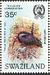 Swaziland 1984 WWF Southern Bald Ibis d