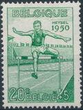 Belgium 1950 European Athletic Games a