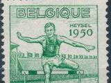 Belgium 1950 European Athletic Games
