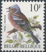 Belgium 1990 Birds (B) a