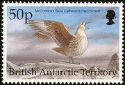 British Antarctic Territory 1998 Birds i
