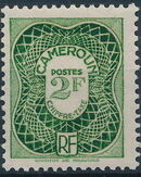 Cameroon 1947 Postage Due Stamps e