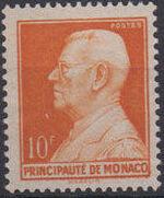 Monaco 1948 Prince Louis II of Monaco (1870-1949) c1