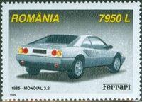 Romania 1999 Ferrari Cars d