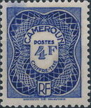 Cameroon 1947 Postage Due Stamps h