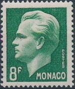 Monaco 1950 Prince Rainier III c