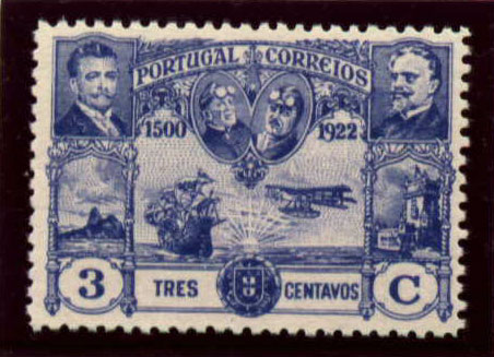 File:Portugal 1923 First flight Lisbon Brazil c.jpg
