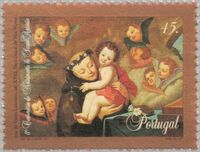 Portugal 1995 800th Anniversary of the Birth of St. Anthony a