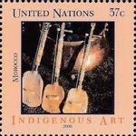 United Nations-New York 2006 Indigenous Art d