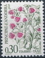 Andorra-French 1985 Flowers (Postage Due Stamps) c.jpg