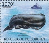 Burundi 2012 Protection of Nature - Save the Whales e