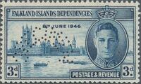 Falkland Islands 1946 Peace Issue SPb