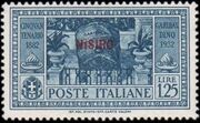 Italy (Aegean Islands)-Nisiro 1932 50th Anniversary of the Death of Giuseppe Garibaldi g