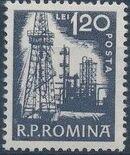 Romania 1960 Professions m
