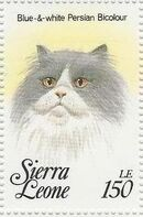 Sierra Leone 1993 Cats of the World v