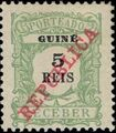 Guinea, Portuguese 1911 Postage Due Stamps a.jpg