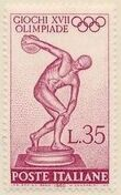 Italy 1960 Olympic Games Rome e