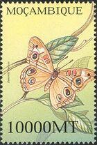 Mozambique 2002 Butterflies h