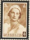 Belgium 1935 Queen Astrid Memorial Issue b