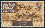 British Virgin Islands 1970 Ships a