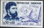 France 1960 Surtax for the Red Cross k