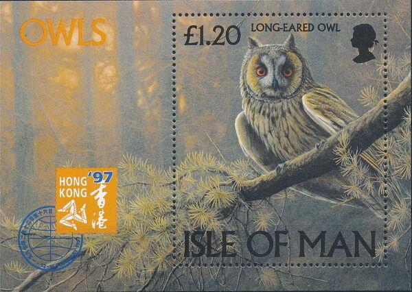 Isle of man 1997 Owls k