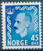 Norway 1951 King Haakon VII c