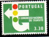 Portugal 1965 1st National Traffic Congress d