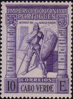 Cape Verde 1938 Portuguese Colonial Empire q