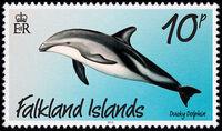 Falkland Islands 2012 Whales & Dolphins d