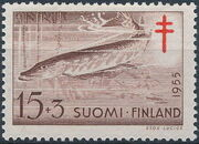 Finland 1955 Fight against Tuberculosis b