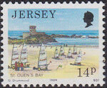Jersey 1989 Views of Jersey (1st Group) g