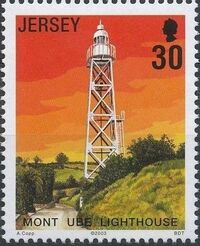 Jersey 2003 Lighthouses and Buoys f