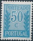 Portugal 1940 Postage Due Stamps f