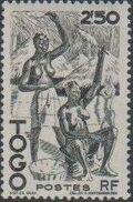Togo 1947 Native Scenes i