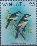 Vanuatu 1982 Birds c