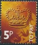 Great Britain 1994 Postage Due Stamps c