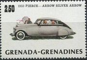 Grenada Grenadines 1983 The 75th Anniversary of Ford T h