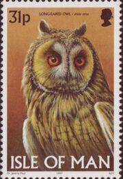 Isle of man 1997 Owls c