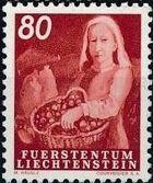 Liechtenstein 1951 Farm Labor j